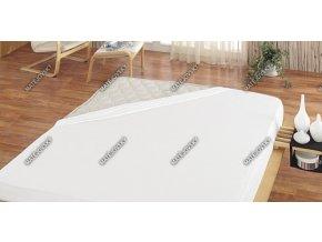 Prostěradlo Matějovský-jersey bílá (rozměr 100x220cm)